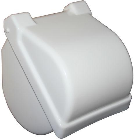 Toilet Roll Holder - Covered