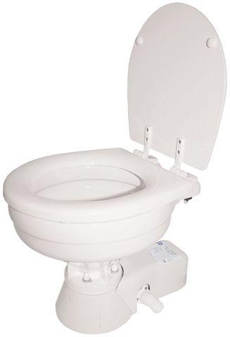 Jabsco Quiet-Flush Toilets
