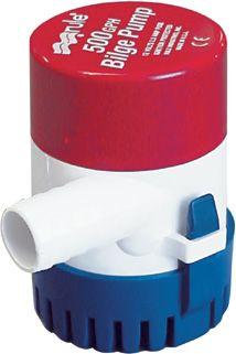 Bilge Pump Rule 500 GPH