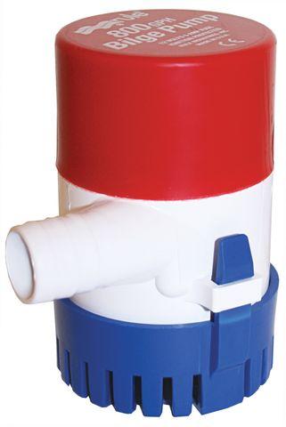 Bilge Pump Rule 800 GPH - Round Base