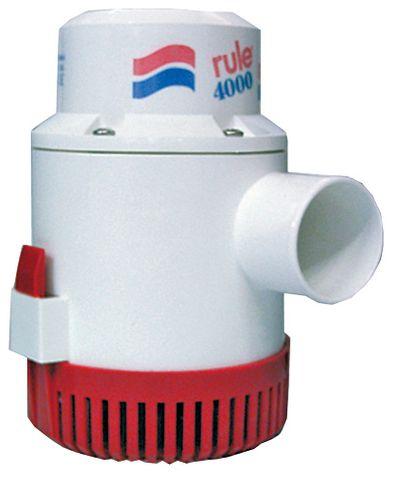 Bilge Pump Rule 4000 GPH