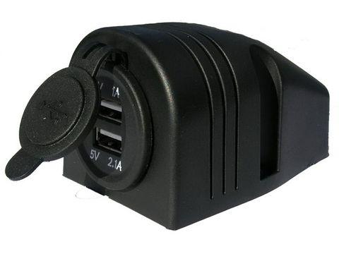 BLA USB Power Sockets - Surface Mount