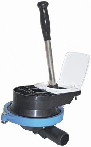 Bilge Pump Manual Jabsco Thru-Deck