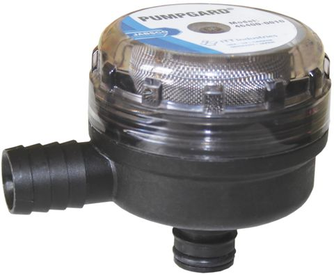 Pump-Guard Strainers for Jabsco Pumps