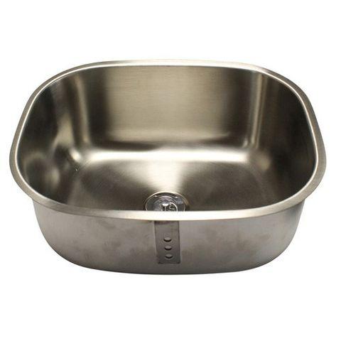 Sink, Rectangular S/S 280 x 225