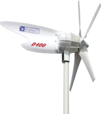 Wind Generator Eclectic Energy D400 12v