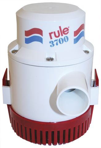 Bilge Pump Rule 3700 GPH