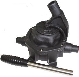 Bilge Pump Manual AAA Removable Handle