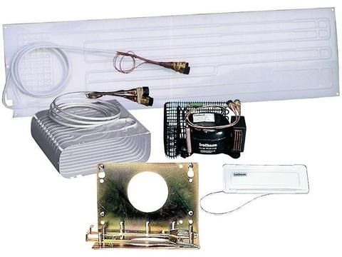 Isotherm Webasto Classic Compact Systems - Air Cooled