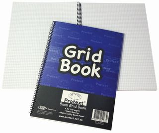 Protext Grid Book 100pg