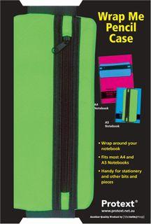 Protext Wrap Me Pencil Case - Green