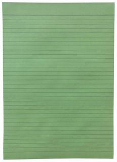 Writer A4 Green 500 Sheet Bond Ream