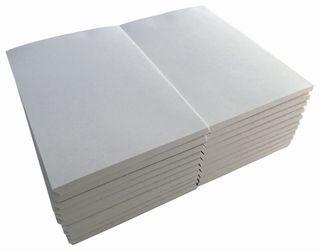 Writer 6*4 100lf Office White Plain Notepad