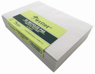 Writer A5 80lf Recycled Ruled Notepad
