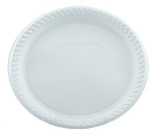 Writer Breakroom 180mm White Plate Pk50