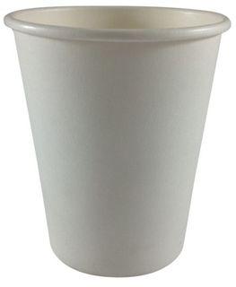 Writer Breakroom 12oz White Single Wall Cup Ctn 1000