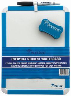 Writer Beginner Student Whiteboard 280x215mm