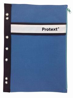 Protext Binder Buddy Pencil Case Blue