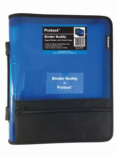Protext Zip Bind 2R Blue+pcase