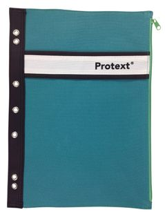 Protext Binder Buddy Pencil Case Aqua