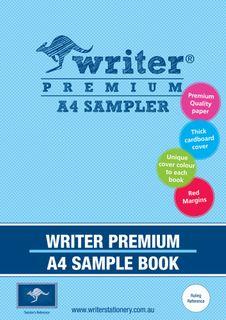 Writer Premium Sampler