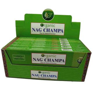 INCENSE:NAG CHAMP ORGANIC