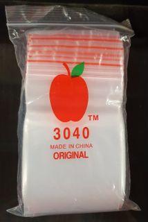 ZIP BAGS 75 * 100 (3040)
