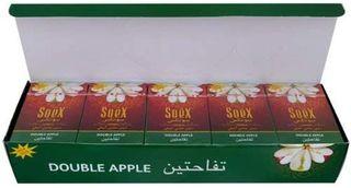 SOEX DOUBLE APPLE HERBAL 10*50G