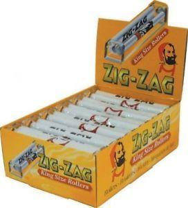 ZIGZAG KING SIZE  ROLL / MACH