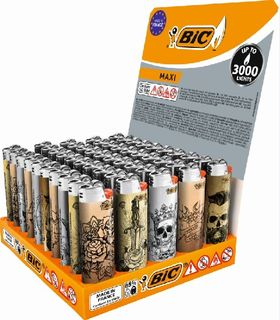 BIC SLEEVE TATTOO EU J26