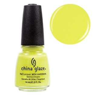 China Glaze Electric Pineapple