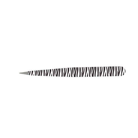 Tweezer Point Zebra with pouch