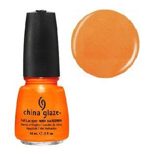 China Glaze Orange You Hot
