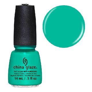 China Glaze Keepin It Teal