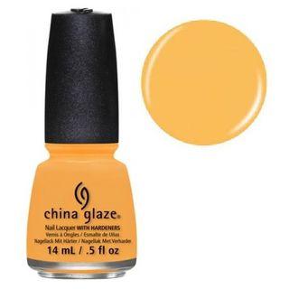 China Glaze Metro Pollen-Tin