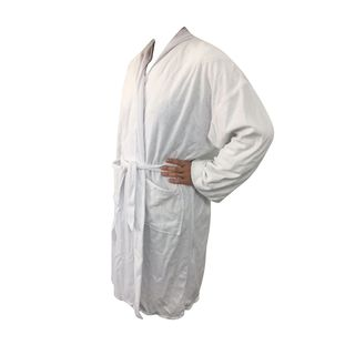 DRESSING GOWN (WHITE)