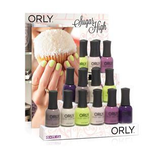Orly 18pc Sugar High Collection