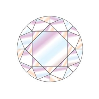 Diamentes - Crystal AB
