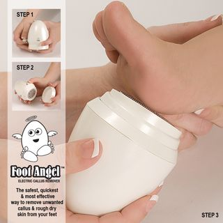 Foot Angel Electronic Callus Remover