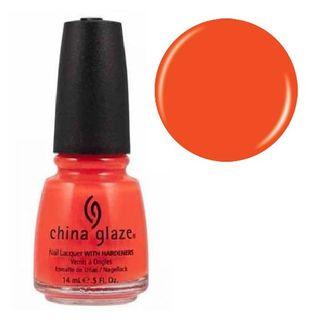 China Glaze Orange Knock Out