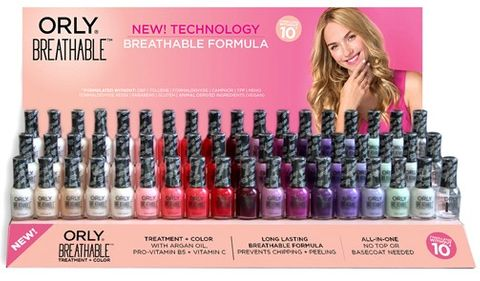 Orly Breathable Prepack 54pc
