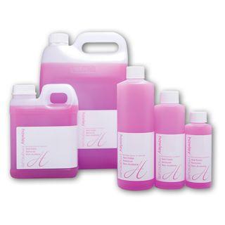 Hawley Non Acetone Polish Remover - Pink