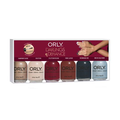 Orly 6pix Darlings of Defiance