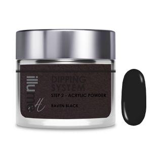 RAVEN BLACK Dipping Powder
