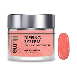 ORANGE TANGO Dipping Powder