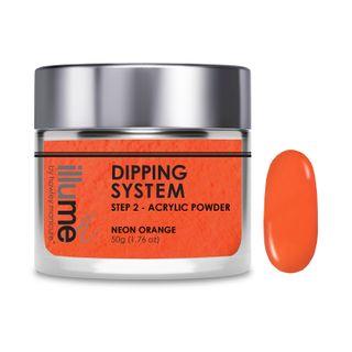 NEON ORANGE Dipping Powder
