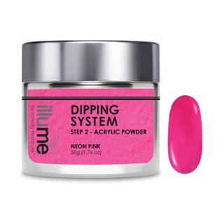 NEON PINK Dipping Powder