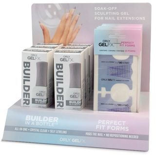Orly GelFX Builder 6pc display