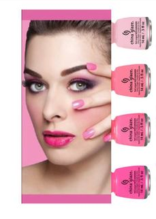 CG Pinks & Shimmers 8pack