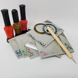 Hawley Nail Art Kit - Small